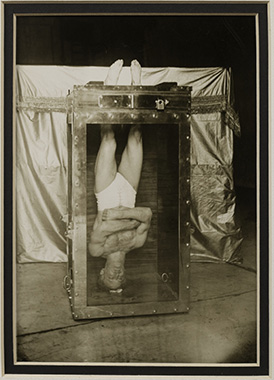 Collector Kevin Connolly discusses Houdini's singular place in pop culture.
